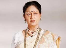 Rajmata Mrinalini Devi-Aruna Irani